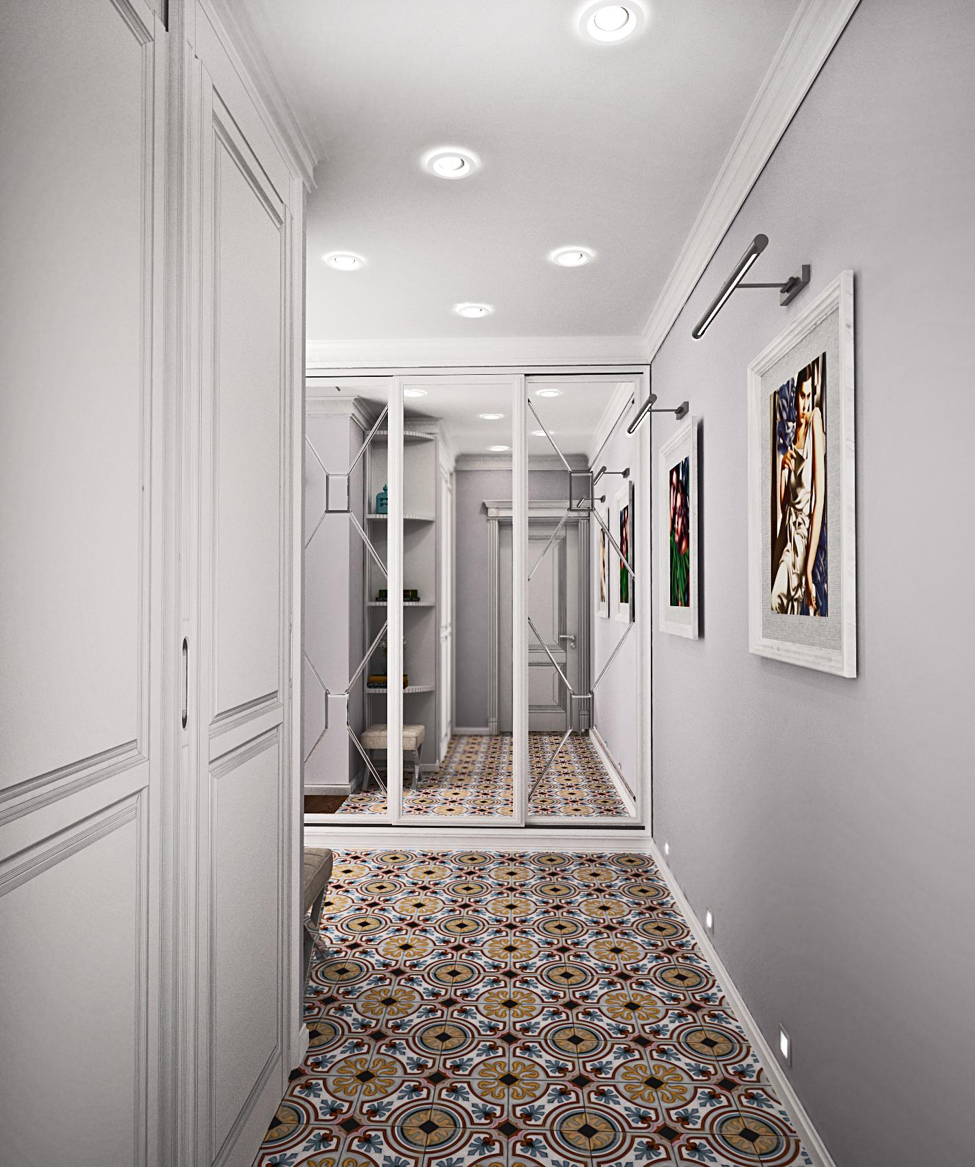 изм коридор