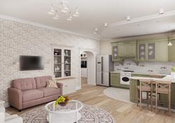 кухня 2 вид