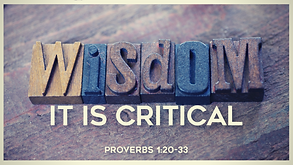 Wisdom- it is critical.png