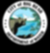 Big Bear Lake Department of Wate Logo