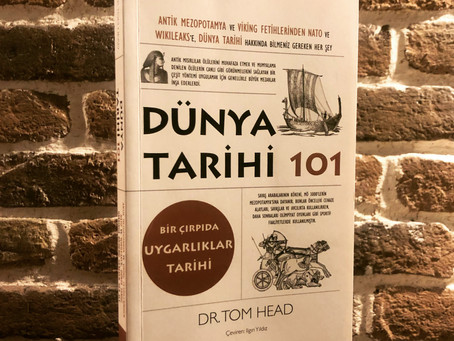 DÜNYA TARİHİ 101 ~ Dr. Tom Head