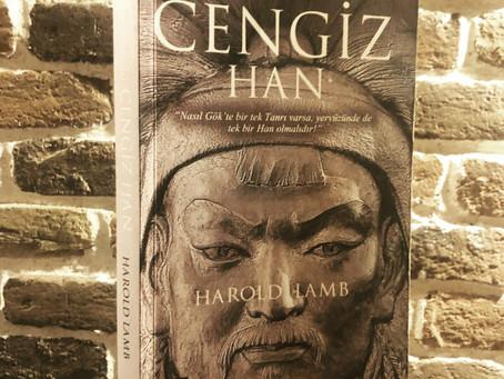 MOĞOLLARIN EFENDİSİ CENGİZ HAN ~ Harold Lamb