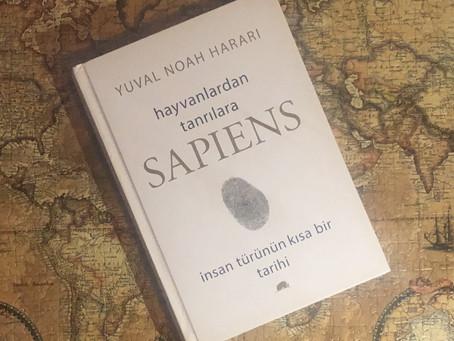 SAPIENS  ~  İnsan Türünün Kısa Bir Tarihi  ~  Yuval Noah Hararı