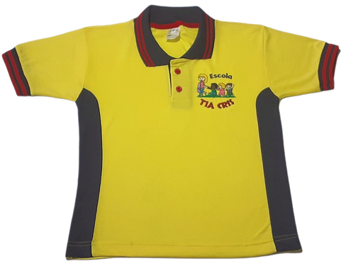 Camiseta Polo Tia Cris