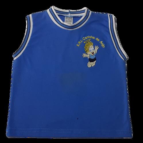 Camiseta Regata Masc Carinha de Anjo