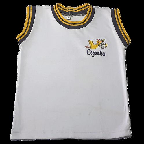 Camiseta Regata Cegonha
