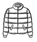 Puffy Jacket to keep warm