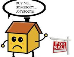 Why Houses DO NOT Sell In A Strong Market