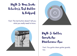Home Maintenance Myths