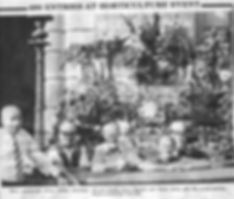 Kidderminster Horticultural Society History