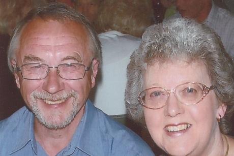 David & Margaret WestKidderminter Horticultural Society