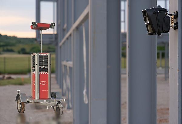 Protection des chantiers de construction