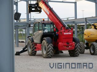 Viginomad protection des chantiers et de