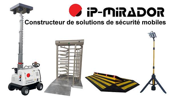 solutions mobiles de sécurité