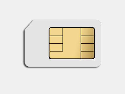 Abonnement 12 mois carte sim pour XL300 3Go/mois