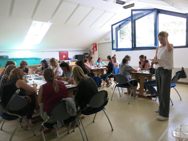Grafomotorische Förderung in Schulen
