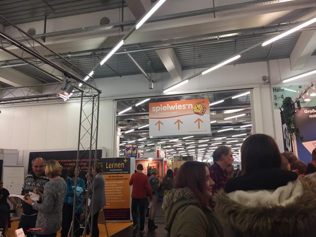 Spielwiesn München, Spielemesse im MOC München