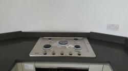 Dark Grey Quartz kitchen top (3)