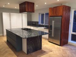 Silver Wave granite kitchen top (5)