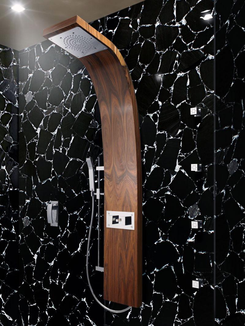 jasper black shower