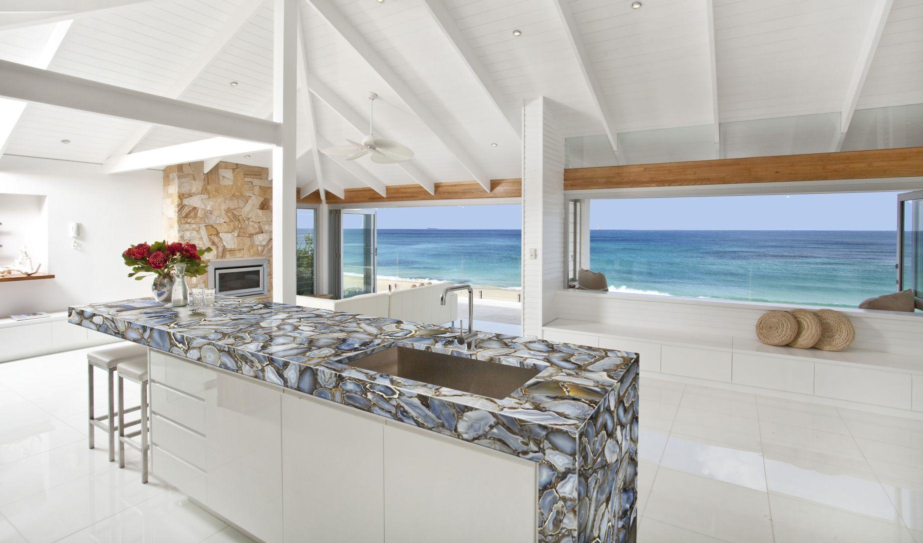 agate rubane kitchen countertops