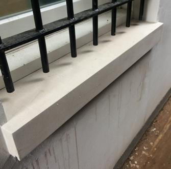Portland stone window cill in Hamstead in London (11)