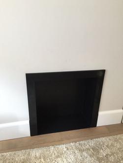 Granite flammed fire surround  (1)