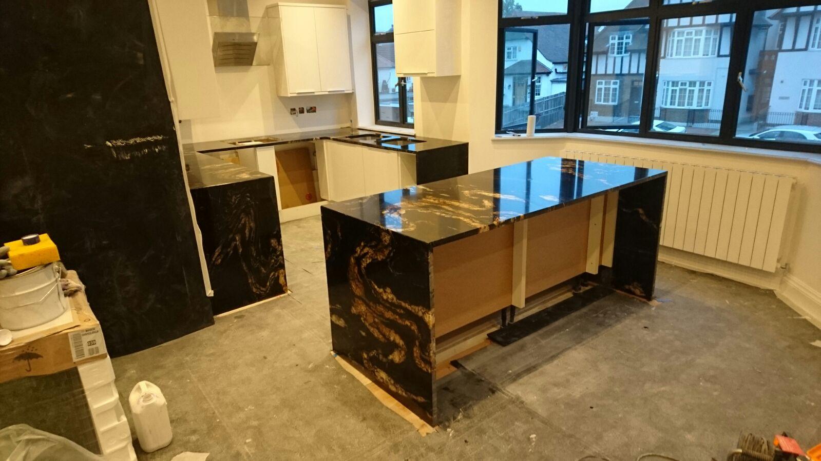 cosmic black granite worktop (4)