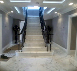 Steps and corridor stataurio marble  (5)