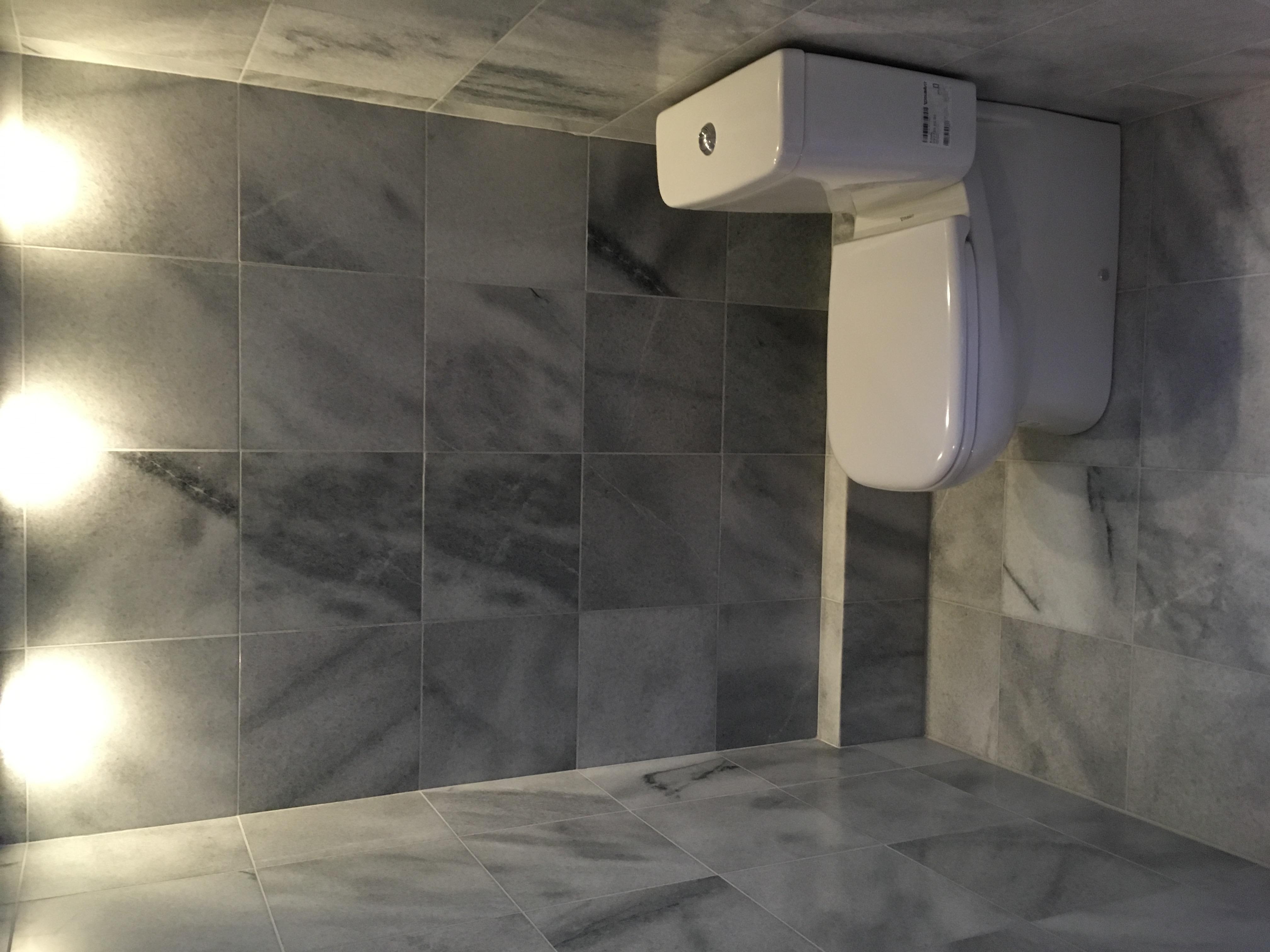 Cristal white marble bathroom tiles (2)