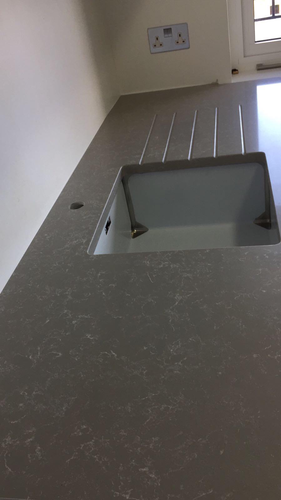Dark Veiny kitchen  (6)