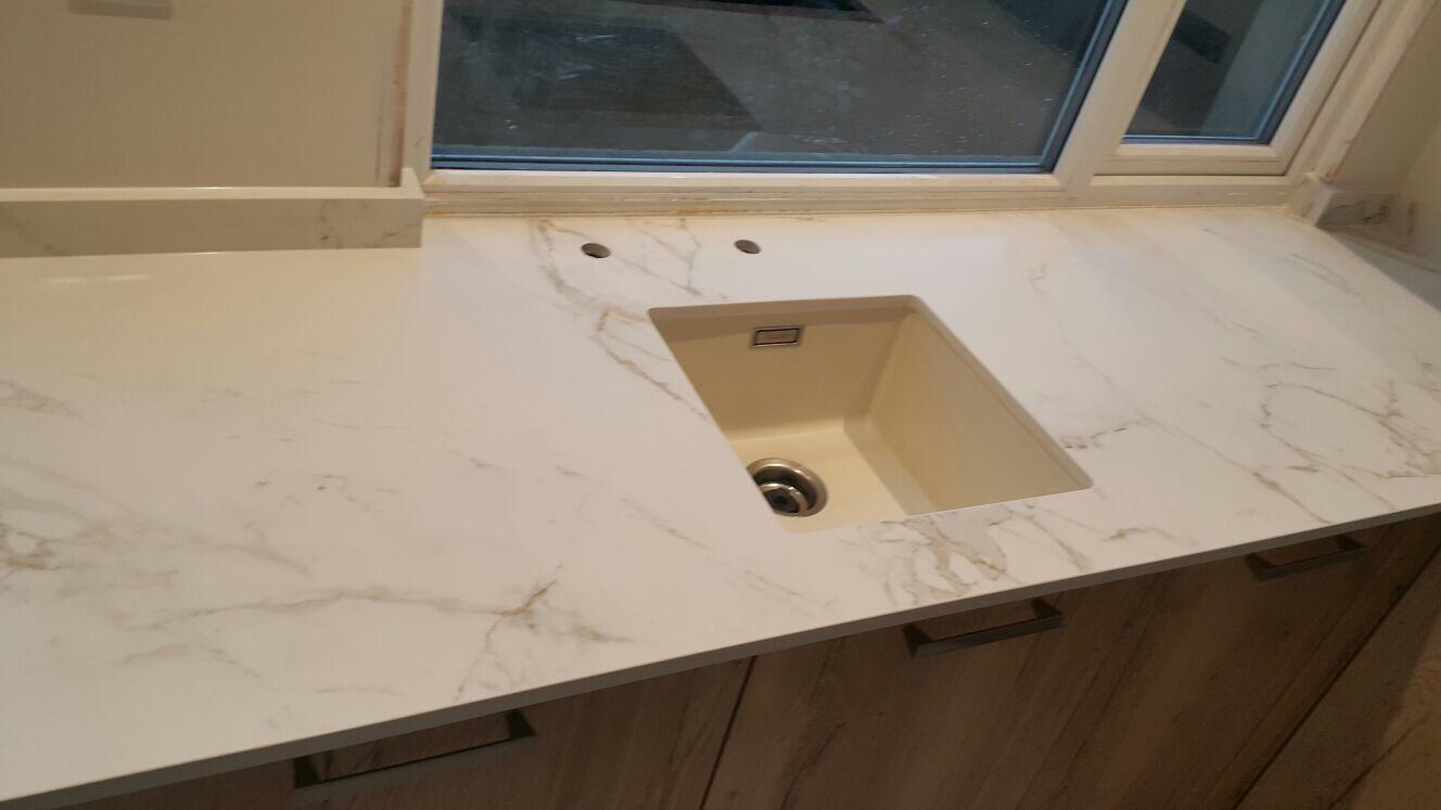 Dekton Entzo Porcelin kitche worktop (3)