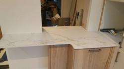 Dekton Entzo Porcelin kitche worktop (2)