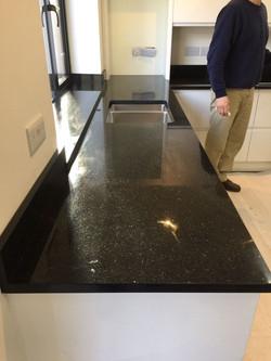 Galaxy granite kitchen worktop  (1)
