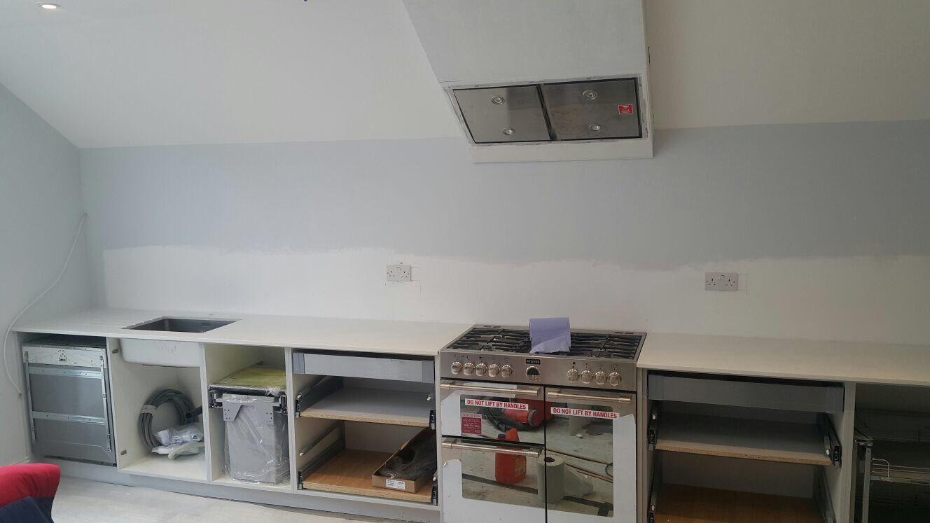Ivory Quartz kitchen top  (8)