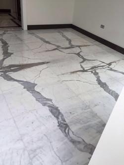 clalacatta marble floor (1)