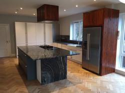 Silver Wave granite kitchen top (4)