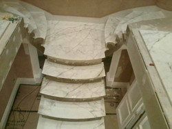 Steps and corridor stataurio marble  (8)
