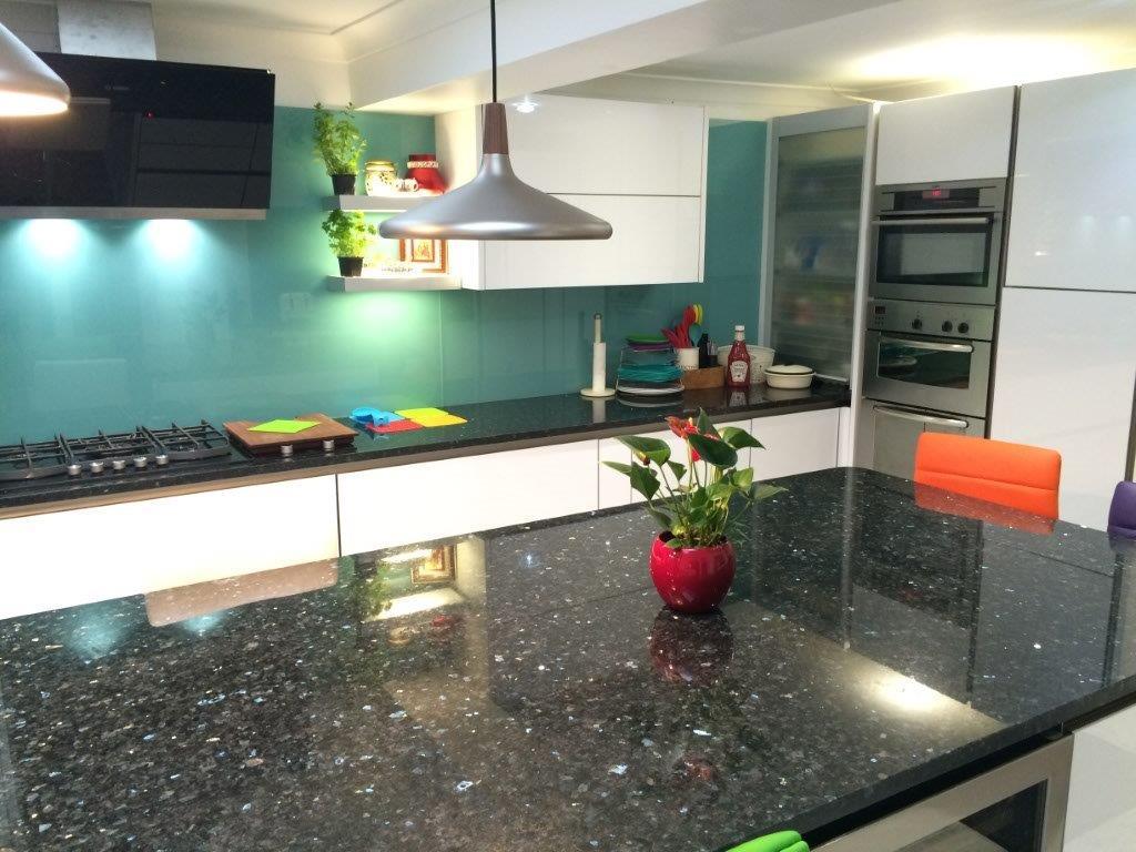 Emerald Pearl Granite Worktop in London  (5)
