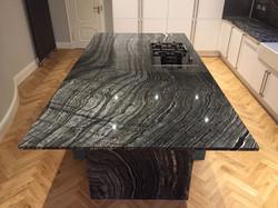Silver Wave granite kitchen top (6)