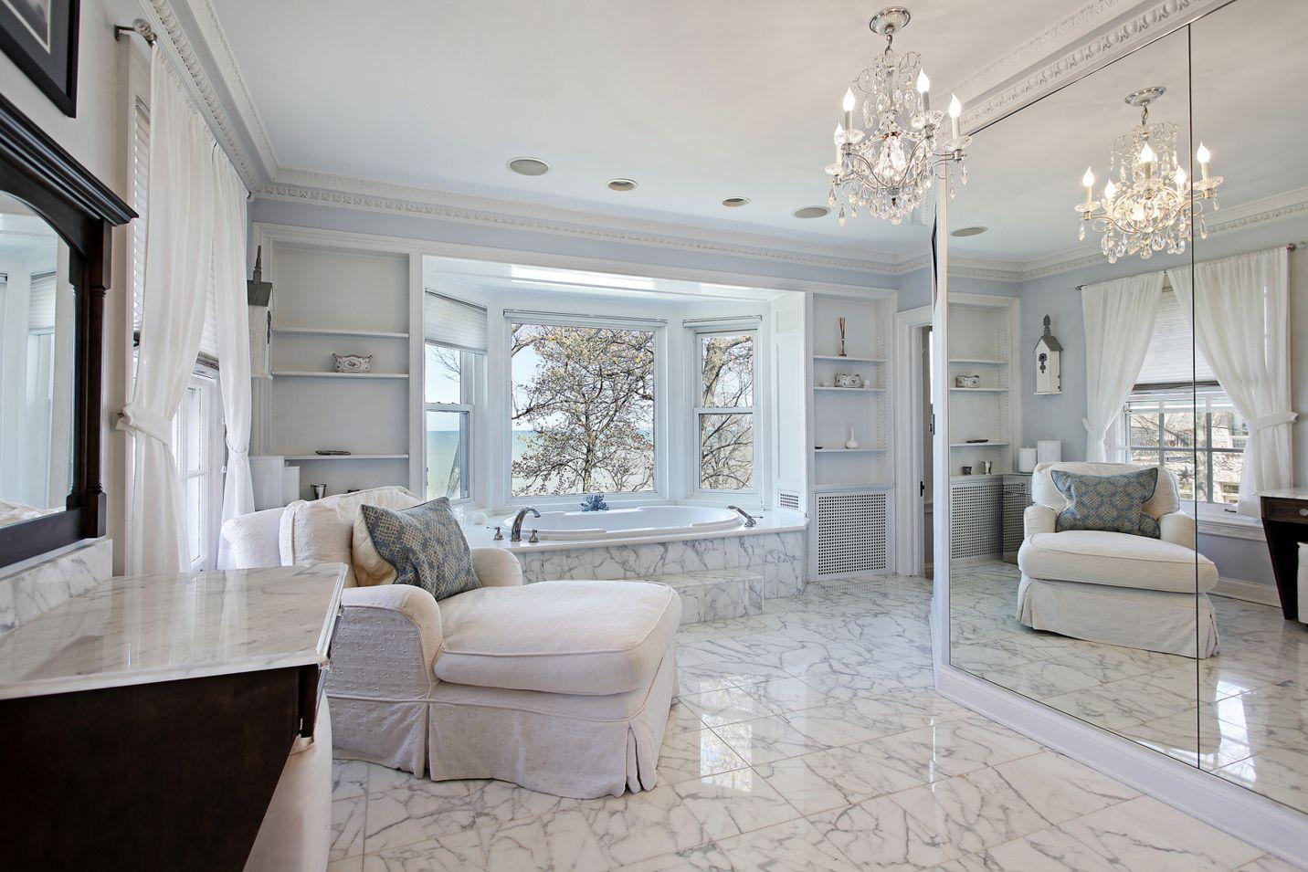 masterbathroom clalacata marble