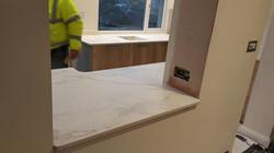 Dekton Entzo Porcelin kitche worktop (7)