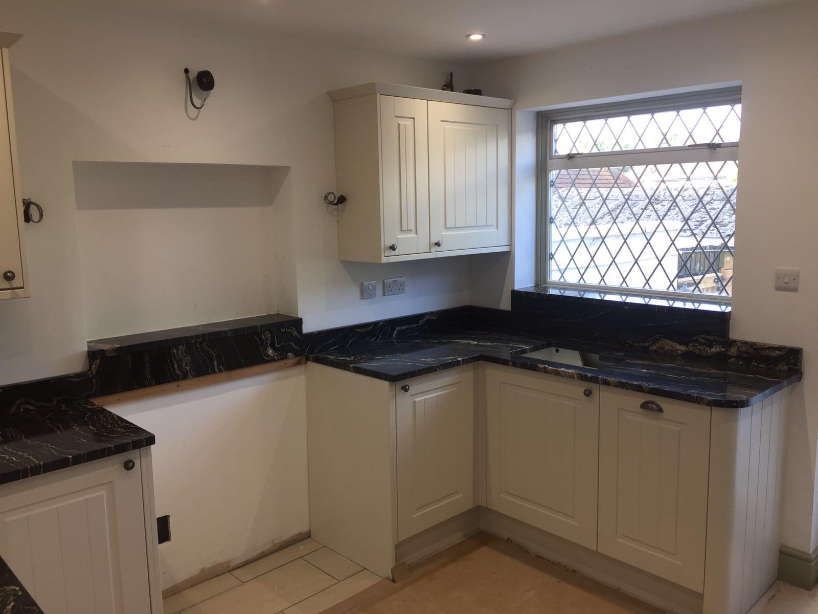 Titatnium Granite kitchen Top (5)