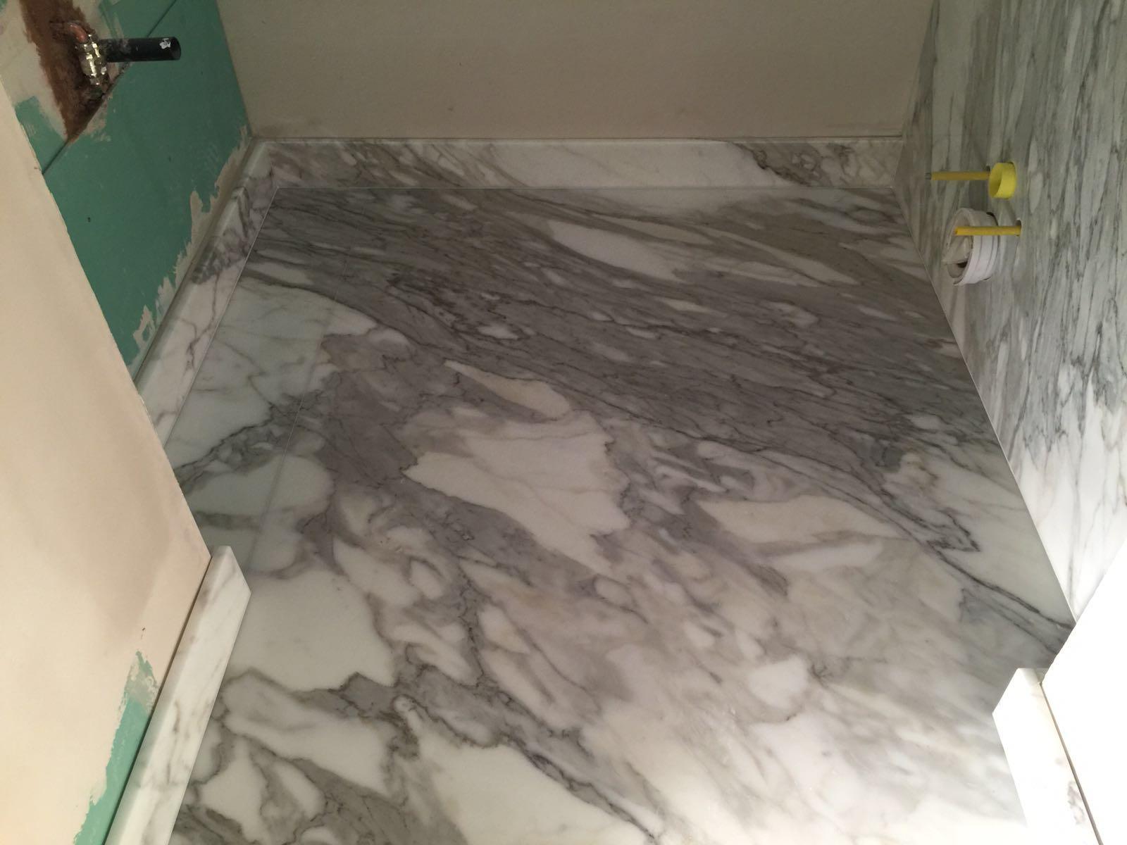 calacatta bathroom (5)