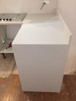 QuartzForms Kitchen worktop Grey  (4)