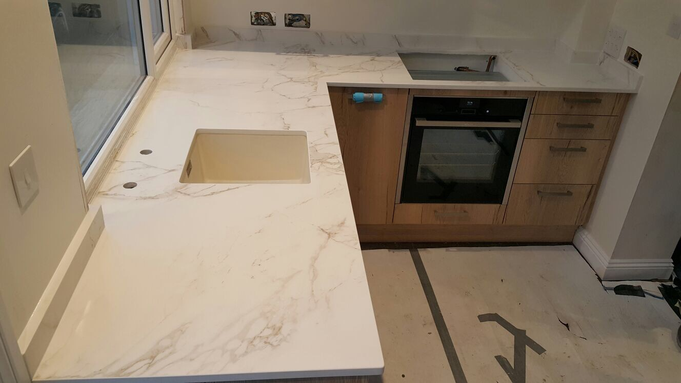 Dekton Entzo Porcelin kitche worktop (6)