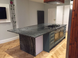 Silver Wave granite kitchen top (7)