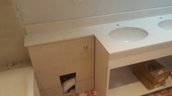 Carrara Quartz Vanity tops  (4)