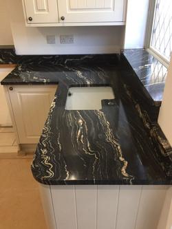 Titatnium Granite kitchen Top (8)