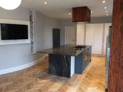 Silver Wave granite kitchen top (3)